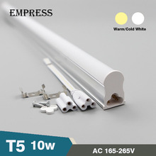 T5 Led Tube Light T5 Lampada Lamp 600mm AC165-265V LED Fluorescent Tubetes 10W Led Wall Lamp T5 neon Bulb Light Warm Cold White(China)