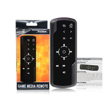Black For XBOXONE XBOX ONE Game Media Remote Control Multimedia DVD Entertainment Controller(China)