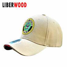 United States U.S. ARMY hat ARMY Official Logo Cap USA US army Embroidered Baseball Cap Hat Hats