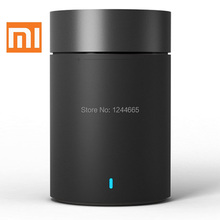 Original Xiaomi Mi Bluetooth Version 2 Cannon Speakers Wireless Stereo Mini Portable MP3 Player 2ND PC + ABS material BT 4.1
