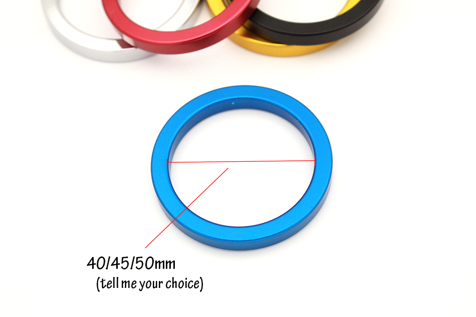 QRTA multiple Colour Space aluminum Penis Rings Cock Ring Adult Products Delay Male Masturbation Health Fun Happy Sex Toys 15