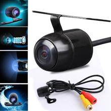 12V Auto Parktronic Car Rear Camera with Parking Lines Backup Reverse Camera Car Rear View Camera Wide Angle Parking Camera