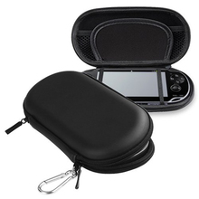 Black Hard Cover Bag Pouch Travel Carry Shell Case for Sony Playstation PS Vita for PSV 2000 Eva Cover for Psvita Funda De Capa(China)