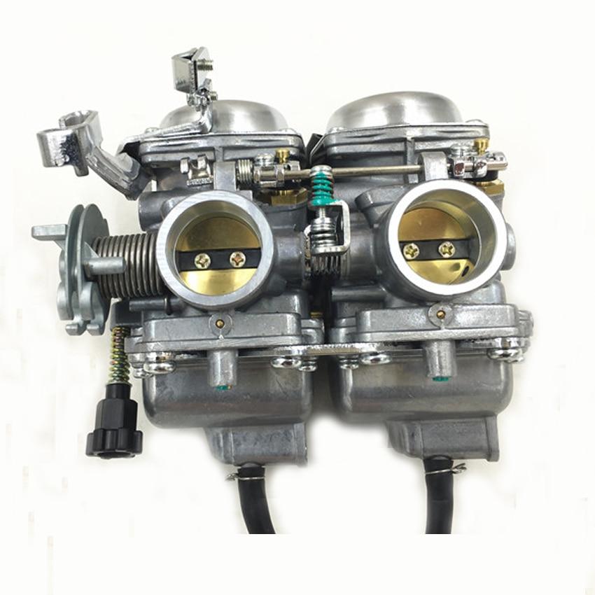 Free shipping MIKUNI Duplex Twin Cylinders Rebel Motorcycle Carburetor Assy Set Chamber Set CMX 250 CBT250 CA250 DD250 300cc<br><br>Aliexpress
