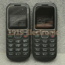 New Full Complete Mobile Phone Housing Cover Case+English Or Russian Rus Keypad For Nokia 1280+ Tools