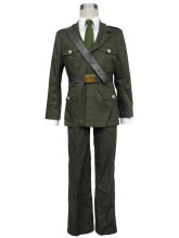 Customized Axis Powers Hetalia England Cosplay Costume