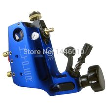 Newest Stigma Hyper V3 Rotary Tattoo Machine For Shader and Liner With High Quality Blue Tattoo Machine Free Shipping(China)