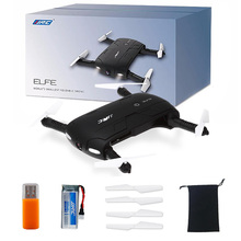 JJRC H37 Elfie Selfie Drone Foldable Mini Selfie Drone RC Mini Quadcopter with Camera Gyro WiFi FPV 720P Helicopter VS JJRCH 36