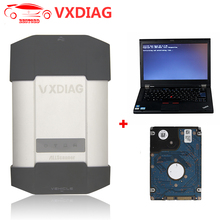 VXDIAG For Porsche V18.1 Piwis Tester 2 for Land Rover / Jaguar SSD V149  + 4GB Memory Car Diagnostic Laptop T420 I5 + 320GB HDD