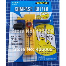 Sewing Accessories DIY Tools TaiWan Dafa Brand Compass cutter Circle knife  Round Draw Knife Round Cutting Knife