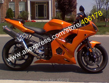 Hot Sales,Orange fairing kit for YAMAHA 2003 2004 YZF-R6 YZFR6 03 04 YZF R6 YZF600 bodywork fairings (Injection molding)(China)