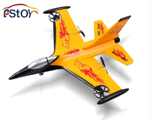 Buy RC Fighter F16 Fixed wing 4ch remote control plane remote control fighter glider EPP Shatter Resistant RC plane model toy for $37.90 in AliExpress store