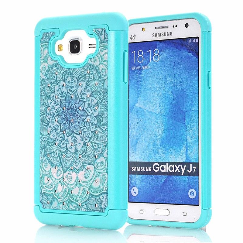 For font b Samsung b font Galaxy J7 J700F J5 J500F Fashion Mobile Phone font b