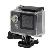Waterproof Camera Super Slim Ultra 12MP Full HD Video Digital Camera Remote Control Waterproof Case Camera For Sports Gift L3FE