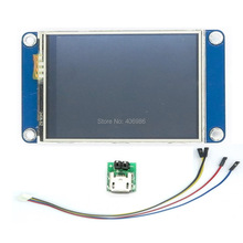 "English Version Nextion 2.4"" TFT 320 x 240 Touch Screen UART HMI Smart raspberry pi LCD Module   Display for Arduino TFT FZ1716"