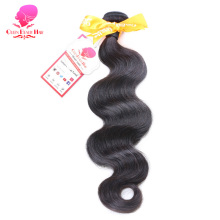 QUEEN BEAUTY HAIR Malaysian Body Wave Remy Hair 100% Human Hair Weave Natural Color Hair Bundles Free Shipping