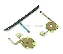 For PSPE1000 Left Right Keyboard Button Flex Ribbon Cable+Volume Select Start Button Flex Cable For PSP E1000 E1004 E1008(China)