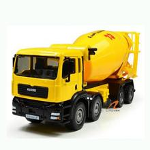 C5005 KDW 1:50 Scale Diecast Cement Mixer Truck Construction Vehicle Cars Model Toys