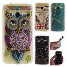 Phone case For Samsung Galaxy Ace 4 Neo G318H SM-G318H Ace4 Lite G313 G313H SM-G313H Soft Silicone TPU Gel Skin Back Cover Case