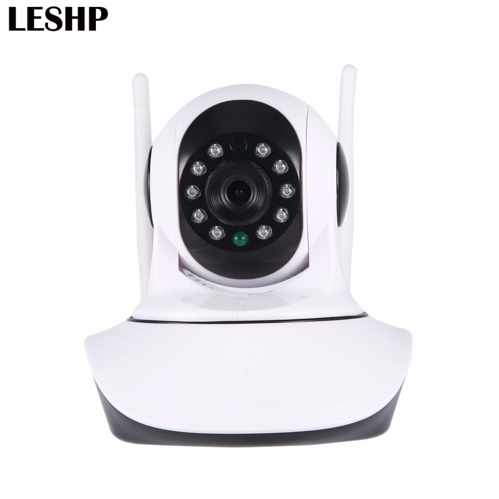 2 Million 1080P HD Wireless Network IP Camera Wi-Fi Home Monitor IP Camera Baby monitor with Smartphone Alerts and App Set-up <br>