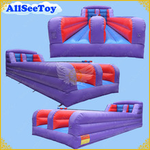 Inflatable Bungee Run Game, Two Lanes Bungee Run, Inflatable Game