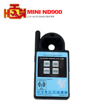 DHL Free Shipping MINI ND900 Trasponder Key Programmer for 4C 4D ID46 72G Chip Copy Machine Update Online auto key programmer