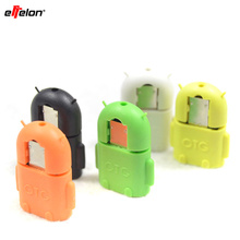 Effelon Android Robot Shape Micro Mini USB OTG Adapter Cable For Tablet PC MP3/MP4 smart Phone