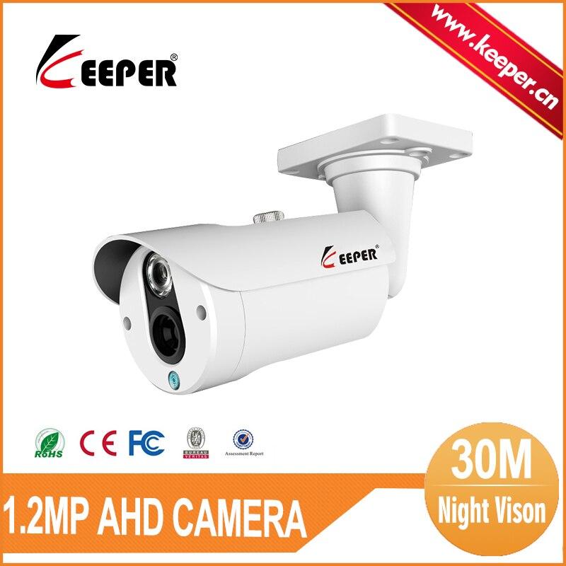 KEEPER 2016 New Unique Design AHD 1.2 Mega Pixel Waterproof CMOS AR0141 720P Bullet CCTV Security Camera<br><br>Aliexpress