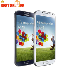 Original Unlocked Samsung Galaxy S4 i9500 i9505 Cell Phone Mobile Phone 3G&4G 5.0 '' 2GB RAM 16GB ROM s4 refurbished cell phone