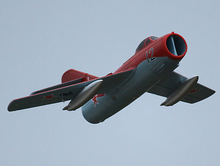 Electric RC Jet Mig15 Kit Without Electronics