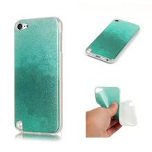 Bling Case for coque iPod Touch 6 Case Silicone Cover for iPod Touch 5 Case Cover(China)