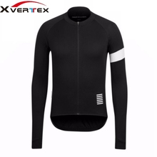 Custom made bicycle Jersey 2017 classic blue black Team Pro cycling Jersey long sleeve ropa ciclismo road bike cycling clothes