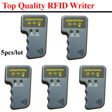 Buy Top Handheld Access Control card cloner RFID 125KHz Access Card Copier Writer Duplicator Programmer rewritable Tags for $49.21 in AliExpress store