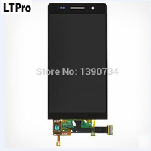 LTPro 100% Tested Working Glass Panel Touch Screen Digitizer LCD Display Assembly For Huawei Ascend P6 Mobile Replacement Parts(China)