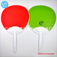Manufacturer wholesale custom cheap summer fashion pp fan promotion custom designs mini wedding hand fan