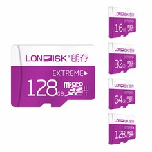 Londisk New Certified Memory Card 16GB 32GB Genuine Capacity Micro SD Card 64GB 128GB Class10 UHS-1 Flash Memory Card For Tablet