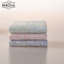 2017 New Hand Towel--12pc/lot 100% Cotton Children Face Washer Kids Bibs 25*48cm Muslin Cloth Brand Towel Free Shipping