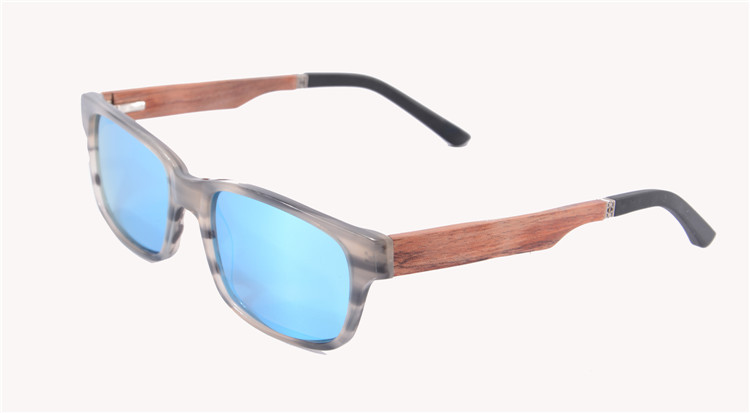 Best Selling acetate frame  sunglasses men brand designer sport polarized sunglasses wooden temple small size frame  ZF114<br><br>Aliexpress