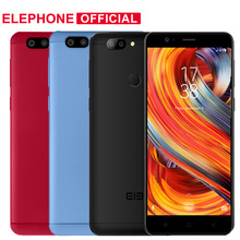 Elephone P8 Mini 4G LTE Smartphone 5.0 inch MTK6750T Octa Core 4GB 64GB 16.0MP 2680mAh Fingerprint Elephone Mobile Android 7.0(China)