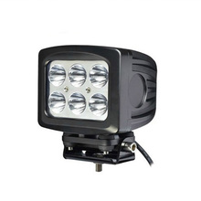 Buy 5.2 INCH SQUARE 60W LED CAR WORK LIGHT SPOT FLOOD BEAM FOG LIGHT OFFROAD MACHINERY 4X4 ATV SUV ATV LED DRIVING LIGHT 10V 30V DC for $101.78 in AliExpress store
