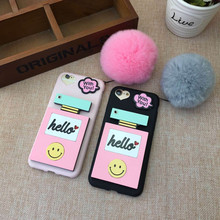 brand high quality Cute 3D Perfume bottle Cartoon duck Mirror Phone case For Apple iphone 7plus 5.5 inch silicon cover(China)