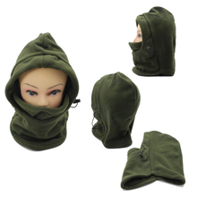 Hot winter hat for man or woman warm head hat fleece winter face masks protected ear mask hats snowboard cap