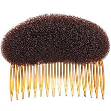JEYL 2X Brown Hair Styler Volume Bouffant Beehive Shaper Bumpits Bump Foam