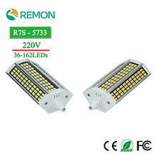 R7S LED Bulb Lamp 78mm 118mm 135mm 189mm LED Corn Light  Bulb 5W 10W 13W 20W SMD 5733 AC200-240V Lamparas Replace Halogen Lamp