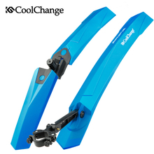 Buy Coolchange Bike Bicicleta Cycling Fixie MTB Front Rear Quick Release Fender Guardabarros Bicicleta Accesorios Bicycle Mudguard for $11.21 in AliExpress store