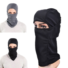 Winter Windproof Cycling Cap Thermal Face Mask Balaclava Bandana Sport Ski Running Bike Bicycle Neck Hat Head Scarf Men