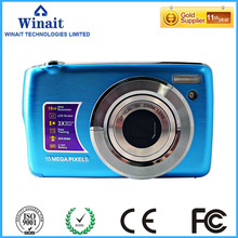 3x optical zoom digital camera/digital camera with 2.7'' TFT display free shipping