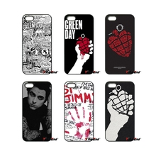 For Samsung Galaxy Note 2 3 4 5 S2 S3 S4 S5 MINI S6 S7 edge Active S8 Plus Coldplay Green Day Rock Billie Joe Armstrong Case