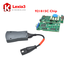 Lexia-3 With Full Chip Diagbox 7.76 Lexia3 Serial 921815C Lexia 3 PP2000 For Citroen/Peugeot Diagnostic Tool Free Shipping