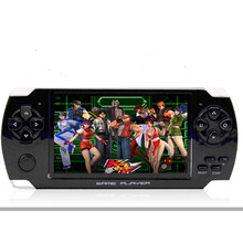 8GB Handheld Video Game Console 4.3 inch mp4 player Portable Child MP5 Game Player support for NES GBA games,camera,video,e-book
